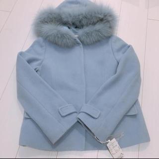 アンドクチュール(And Couture)のアンドクチュール ショートファーコート(毛皮/ファーコート)