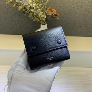 celine - セリーヌ CELINE 三つたたみ 折り財布