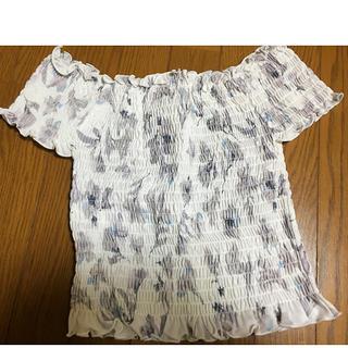 セシルマクビー(CECIL McBEE)のCECIL McBEE トップス✨(カットソー(半袖/袖なし))