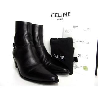 celine - CELINE 19ss ビールブーツ