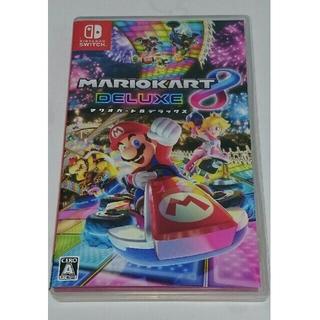 Nintendo Switch - NintendoSwitch マリオカート8デラックス