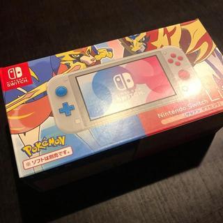 Nintendo Switch - Nintendo Switch Lite ポケモン ソード シールド