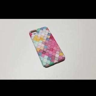 カラフルiPhone8 iPhone7 iPhone6 送料無料 iPhoneケ