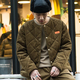 BEAUTY&YOUTH UNITED ARROWS - UNIVERSAL OVERALL コーデュロイ ジャケット