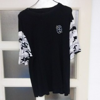 CASTELBAJAC - カステルバジャック 迷彩Tシャツ