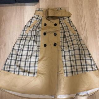 アンドクチュール(And Couture)のAnd Couture♡ロングスカート(ロングスカート)