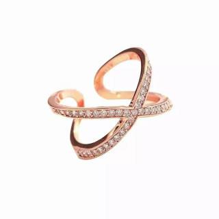 即購入ok クロス シルバー925 リング 指輪 18金 コーティング(リング(指輪))