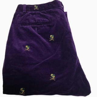 "POLO RALPH LAUREN - ""POLO GOLF"" corduroy slacks pants"