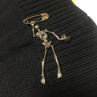 ヴィヴィアンウエストウッド(Vivienne Westwood)のVivienne Westwood Accessories Skull Broa(ブローチ/コサージュ)