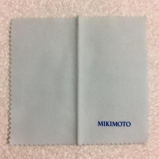 ミキモト(MIKIMOTO)の【新品未使用】ミキモト シリコーンクロス(その他)