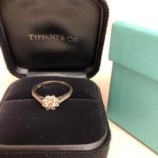 Tiffany & Co. - X'masセール❣️ティファニー フローラルダイヤリング