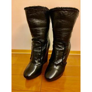ジミーチュウ(JIMMY CHOO)のジミーチュウ34サイズ 21センチ(ブーツ)