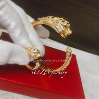 Cartier - 最新作✨ブレスレット&リング❤️最高級SONAダイヤモンド✨カルティエ好きに✨