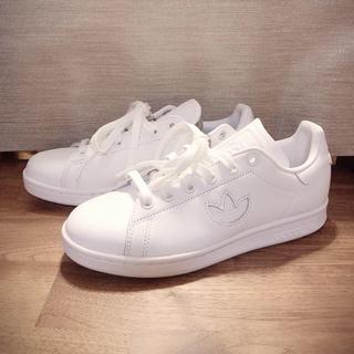アディダス(adidas)の新品 スタンスミス ホワイト 22cm(スニーカー)