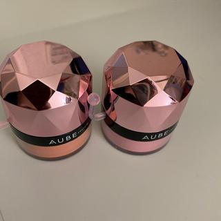 AUBE couture - オーブクチュールチーク