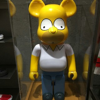 MEDICOM TOY - BE@RBRICK 1000%  The Simpsons homer