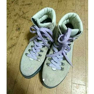 トーキョーボッパー(TOKYO BOPPER)の希少☆TOKYOBOPPER前進 BELLYBUTTON トレッキングブーツ(ブーツ)