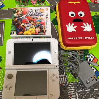 ニンテンドー3DS - 3DS LLカセットセット