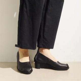トリッペン(trippen)のお値下げ trippen トリッペン Pumps  size35 ブラック(ローファー/革靴)