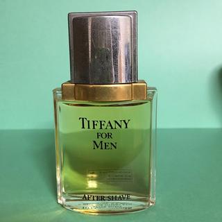 Tiffany & Co. - ティファニーフォーメンアフターシェーブ 50ml