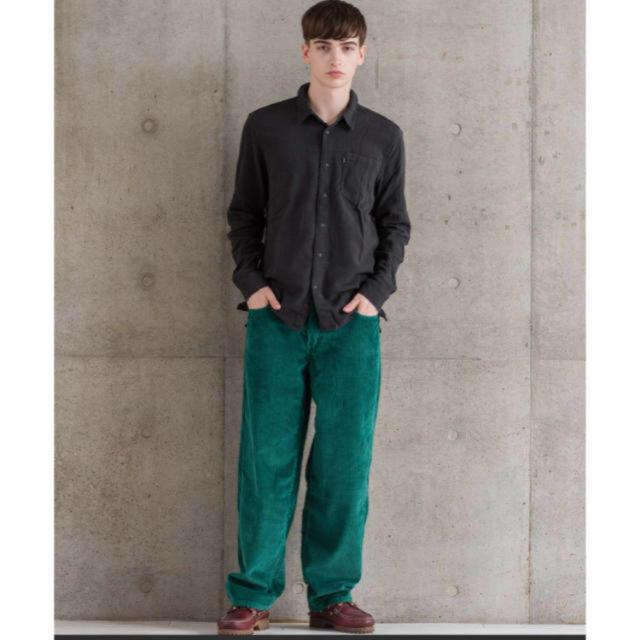 Levi's(リーバイス)のw33 未使用 SILVER TAB バギー パンツ コーデュロイ リーバイス メンズのパンツ(その他)の商品写真