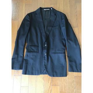 エディフィス(EDIFICE)のエディフィス   ウールジャケット 黒(テーラードジャケット)
