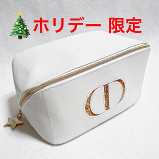 Christian Dior - ★ディオール 2019 クリスマス ホリデー限定 ポーチ 新品未使用