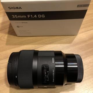 SIGMA - SIGMA35mm F1.4 SONY Eマウント