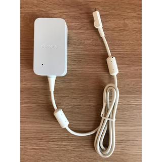 NTTdocomo - 【NTTドコモ純正】急速充電対応 ACアダプタ 05 [micro USB]