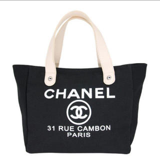 CHANEL - CHANEL シャネル キャンバストートバッグ 非売品