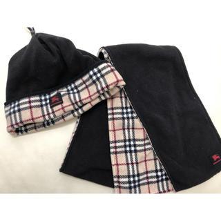 バーバリー(BURBERRY)のBurberry   帽子 マフラー(マフラー/ストール)