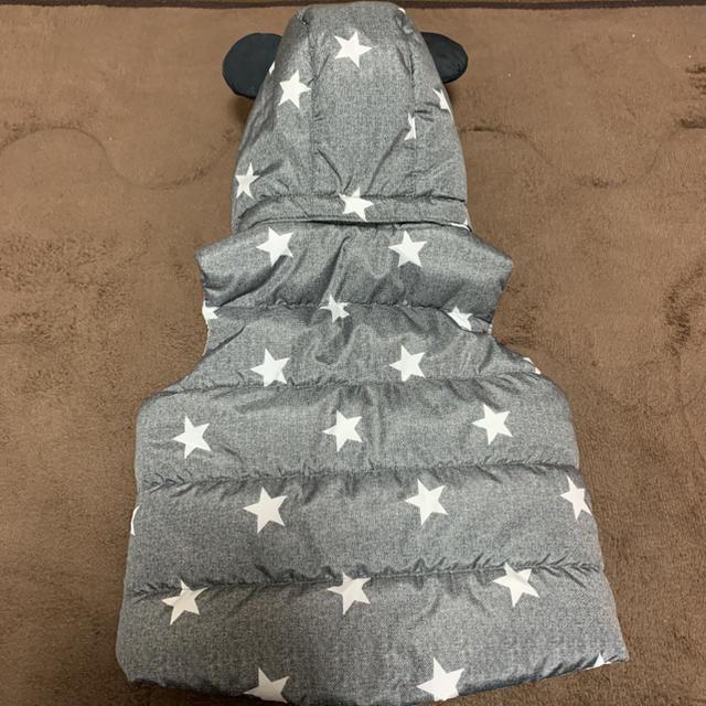 H&M(エイチアンドエム)のH&M  ベスト ミッキー キッズ/ベビー/マタニティのベビー服(~85cm)(その他)の商品写真