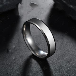 シルバーカラーチタンリング☆(リング(指輪))