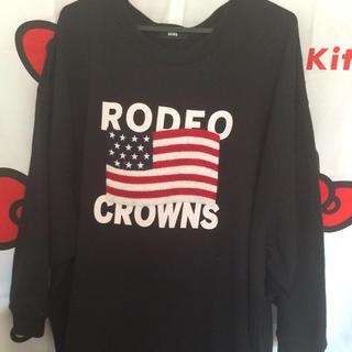 ロデオクラウンズ(RODEO CROWNS)のロデオクラウンのトレーナー(トレーナー/スウェット)
