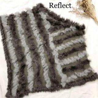 リフレクト(ReFLEcT)のReflectラビットファーポンチョ(ポンチョ)
