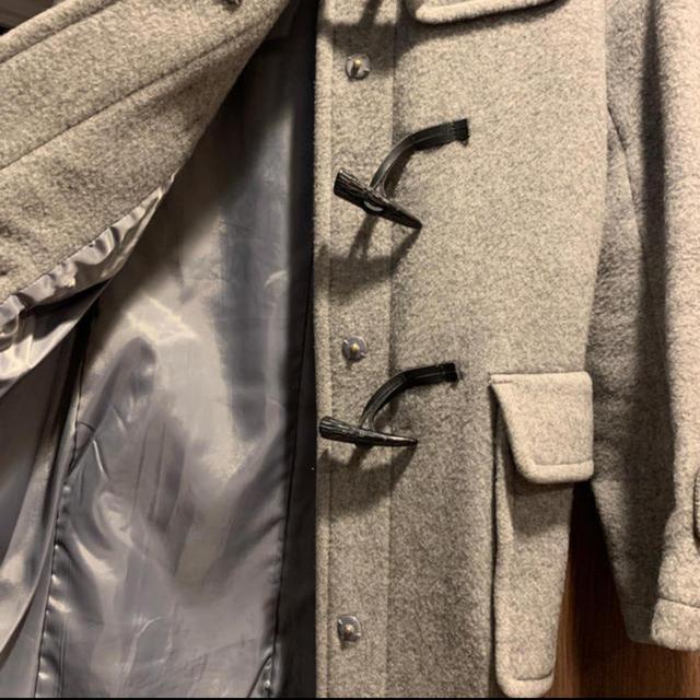 snidel(スナイデル)のスナイデル ロングダッフルコート  レディースのジャケット/アウター(ダッフルコート)の商品写真