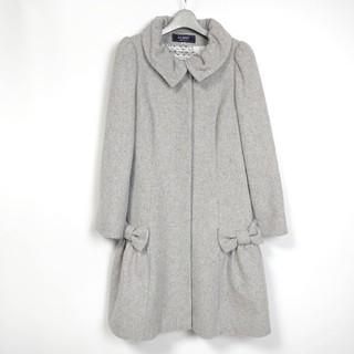 M'S GRACY - エムズグレイシー リボンウールコート size36