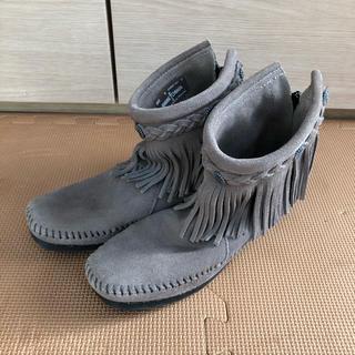 ミネトンカ(Minnetonka)のミネトンカ レディースブーツ(ブーツ)