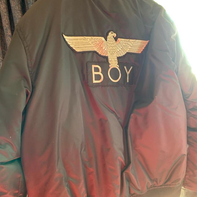 Boy London(ボーイロンドン)のBOYLONDON リバーシブルブルゾンジャケット G-DRAGON愛用モデル メンズのジャケット/アウター(ブルゾン)の商品写真