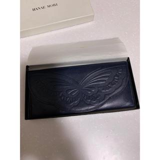 ハナエモリ(HANAE MORI)のhanae moriバタフライ 長財布(財布)