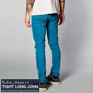 Nudie Jeans - Nudie Jeans TIGHT LONG JOHN Icon Blue