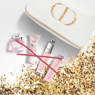 Dior - 新品✴︎Diorホリデーコレクション2019ノベルティポーチ