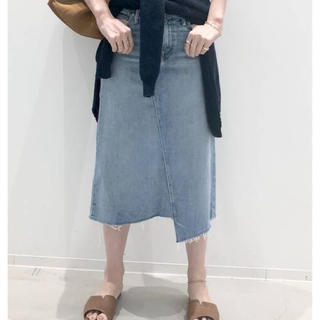 L'Appartement DEUXIEME CLASSE - L'Appartement  MOTHER DENIM SKIRT 25