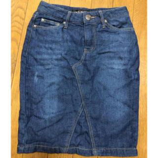 セシルマクビー(CECIL McBEE)のセシル スカート(ひざ丈スカート)