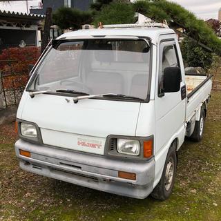 ダイハツ - ダイハツ ハイゼットトラックMT車 4WD低走行 現状販売