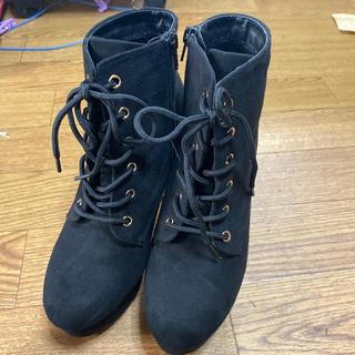 ブーツ ハイヒール インヒールブーツ(ブーツ)