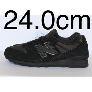 New Balance - 新品 ニューバランス WL996 FD ブラック 24.0cm
