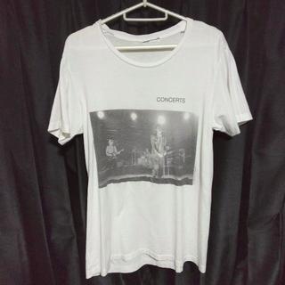 ラッドミュージシャン(LAD MUSICIAN)の【ラッドミュージシャン】フォトプリント Tシャツ Tee ライブ LAD(Tシャツ/カットソー(半袖/袖なし))