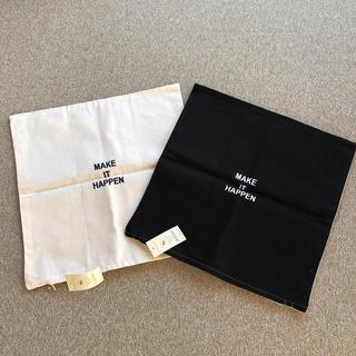 ニコアンド(niko and...)のクッションカバー 2枚 新品 タグ付き(クッションカバー)