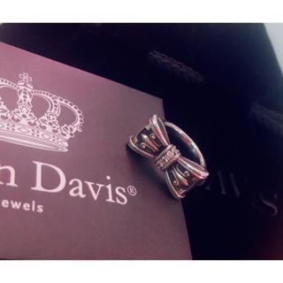 Justin Davis - ジャスティンデイビス プロミスリング SRJ328 9号